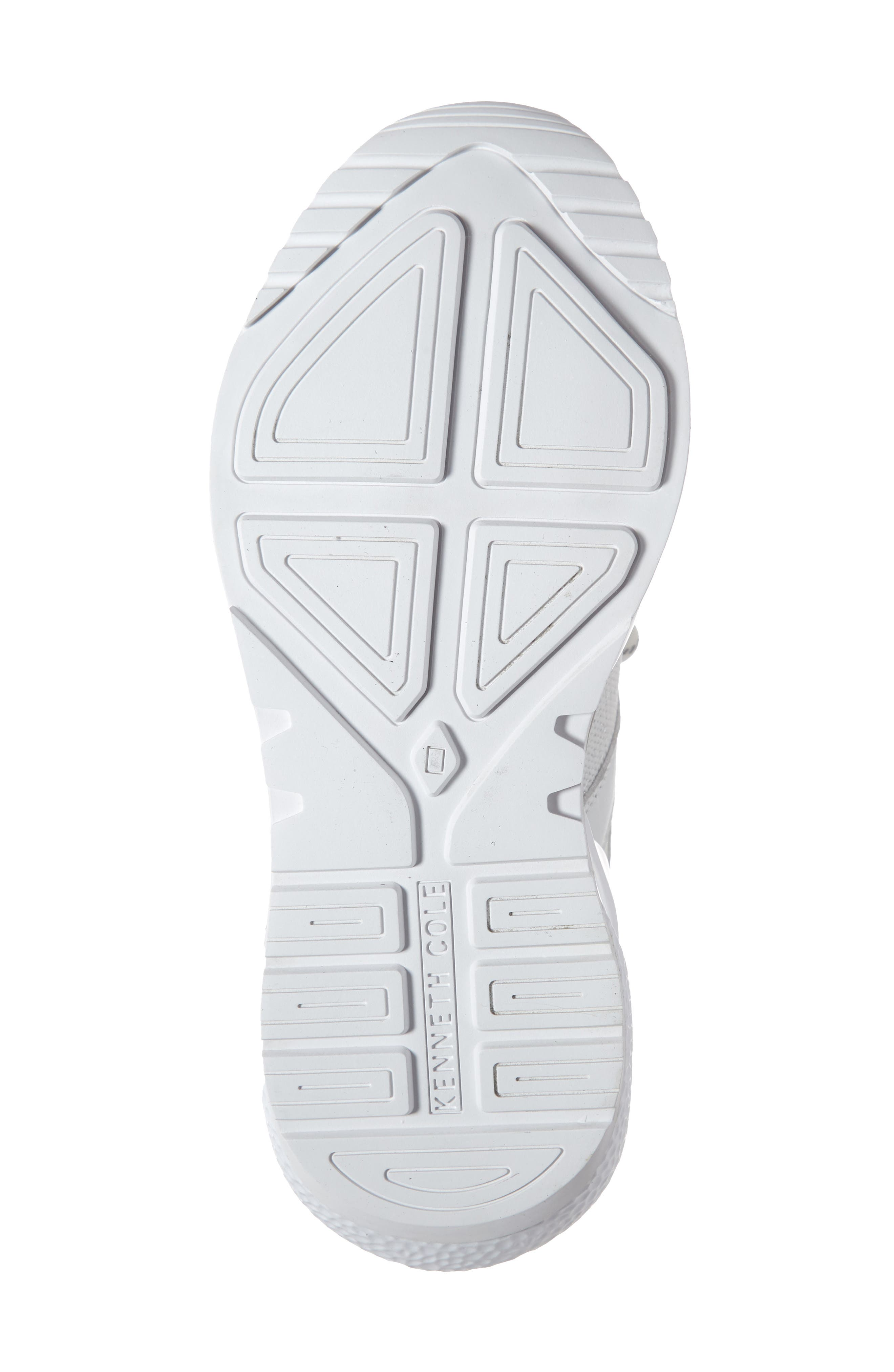 ,                             Maddox Sneaker,                             Alternate thumbnail 6, color,                             WHITE KNIT