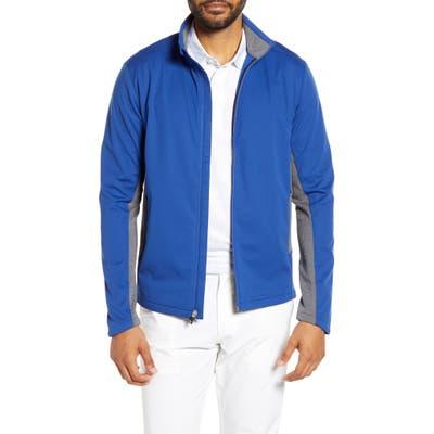 Cutter & Buck Navigate Soft Shell Jacket, Blue