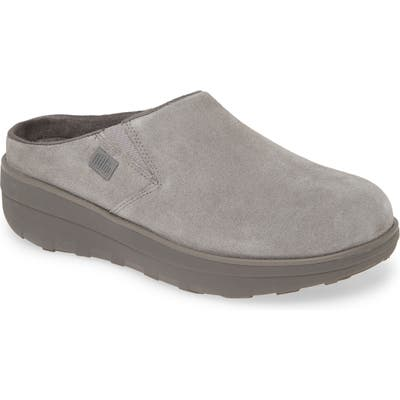 Fitflop Loaff Clog, Grey