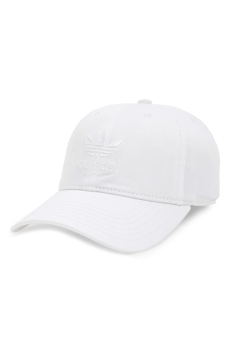 ADIDAS Relaxed Cap, Main, color, 100