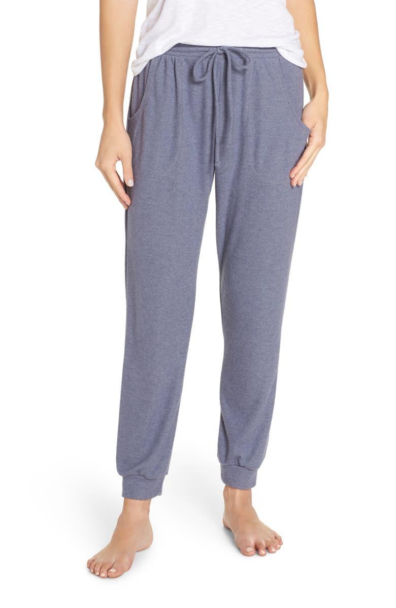 EBERJEY Mina the Runner Lounge Pants, Main, color, 400