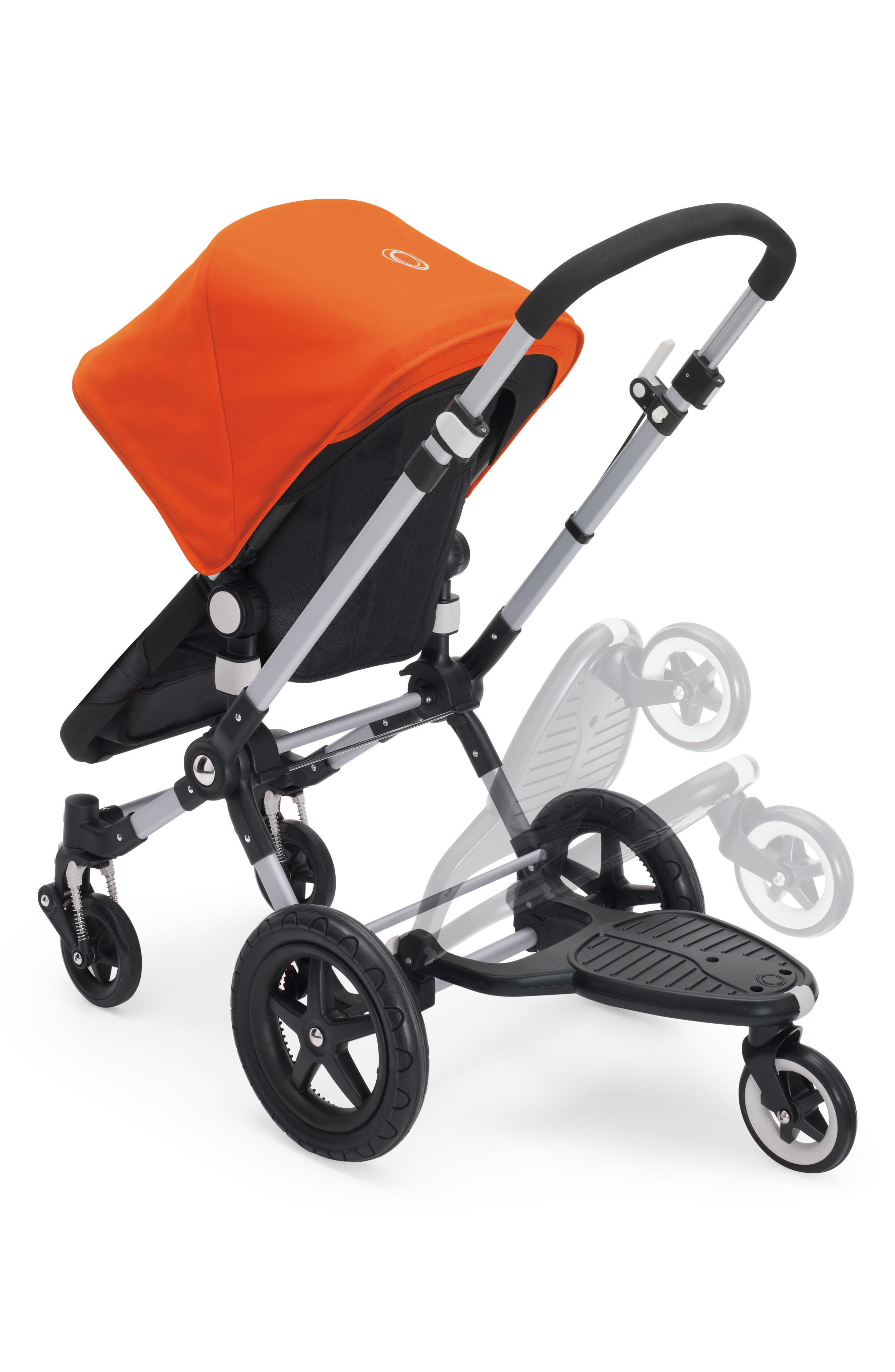 ,                             Stroller 2017 Comfort Wheeled Board,                             Alternate thumbnail 3, color,                             BLACK