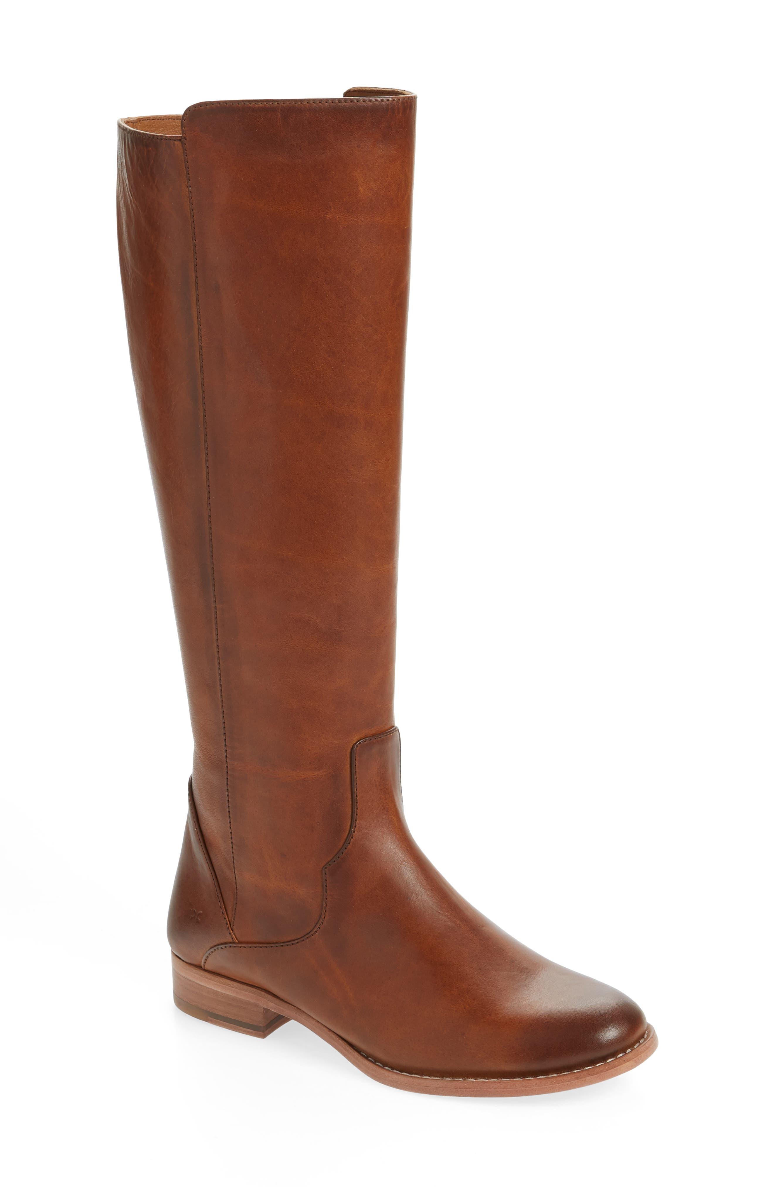 Frye Carly Tall Boot (Women) (Regular & Extended Regular Calf)