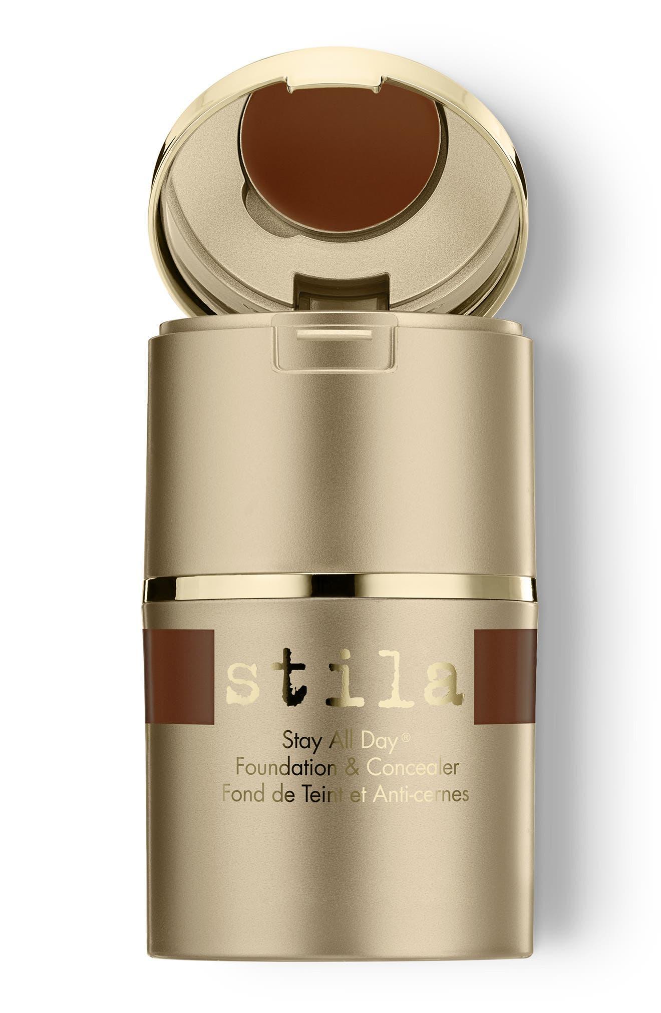 Image of Stila Stay All Day Foundation & Concealer - Espresso 15