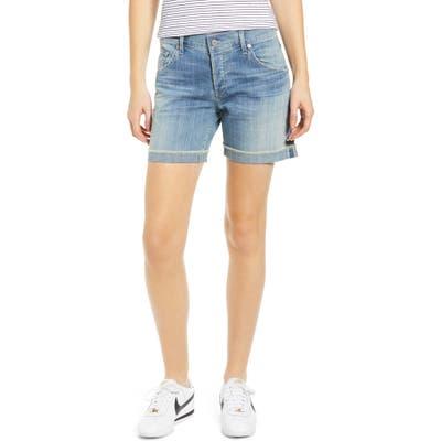 Citizens Of Humanity Skyler Denim Shorts, Blue