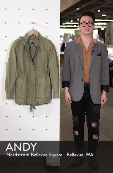 Cotton 4-Pocket Jacket, sales video thumbnail