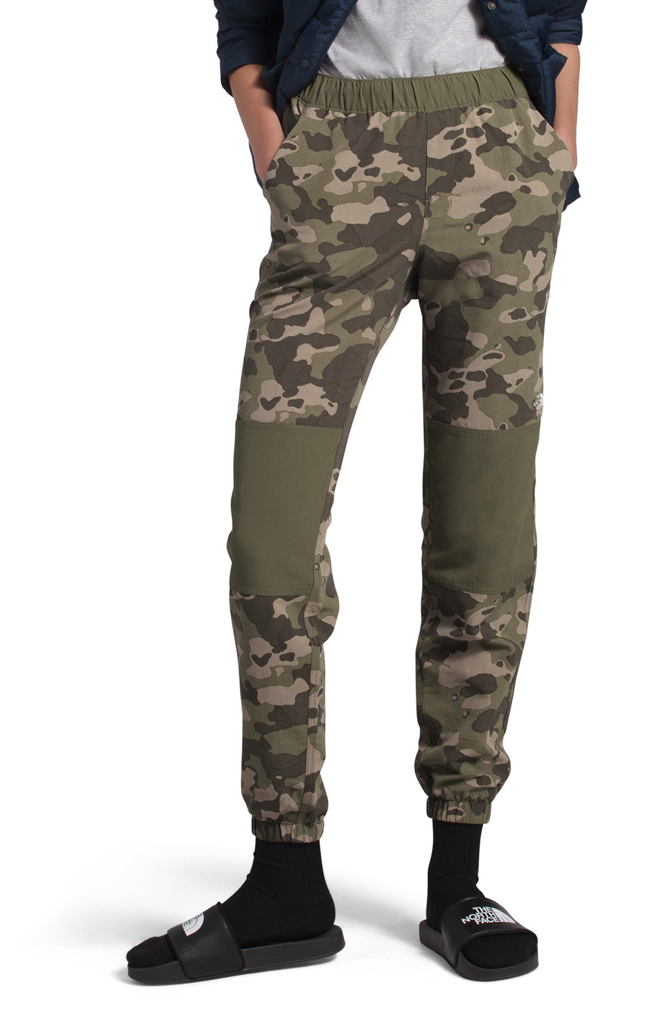 Image of The North Face Pull-On Camo Joggers