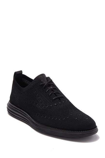 Image of Cole Haan Original Grand Knit Wingtip Oxford Sneaker