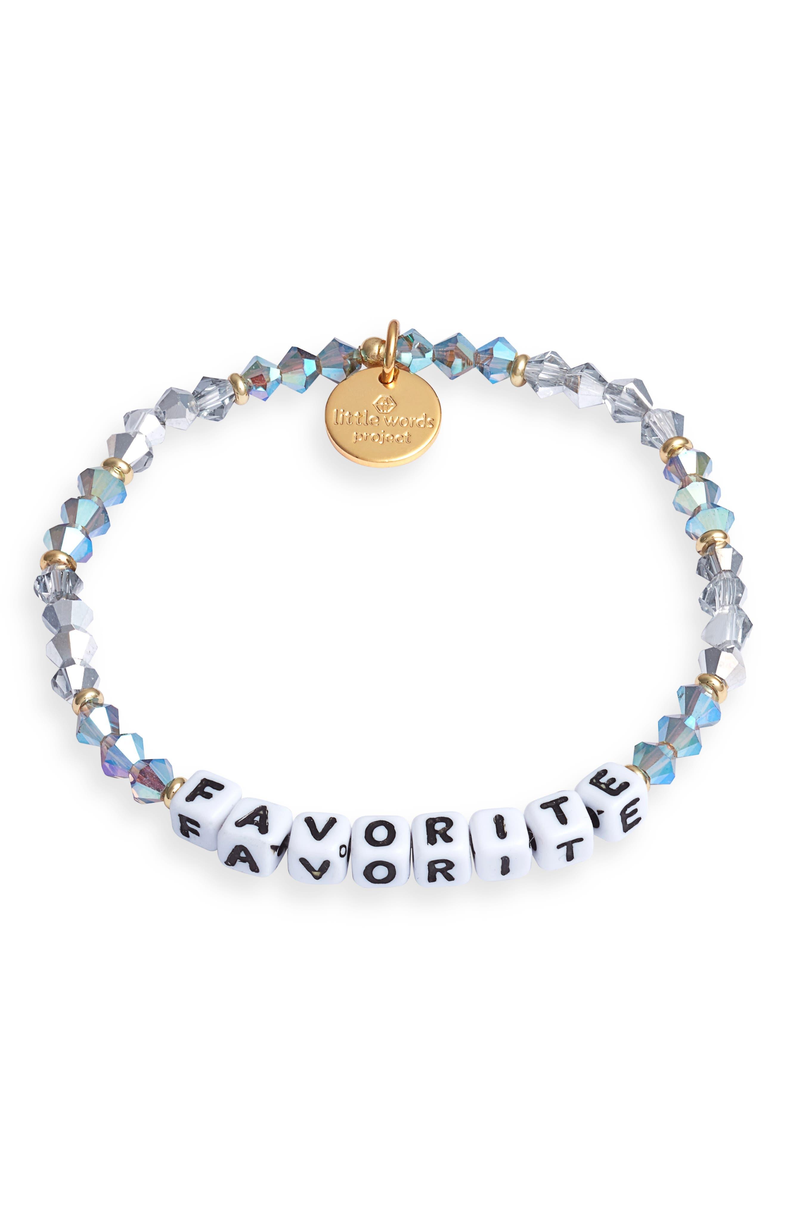 Favorite Bracelet