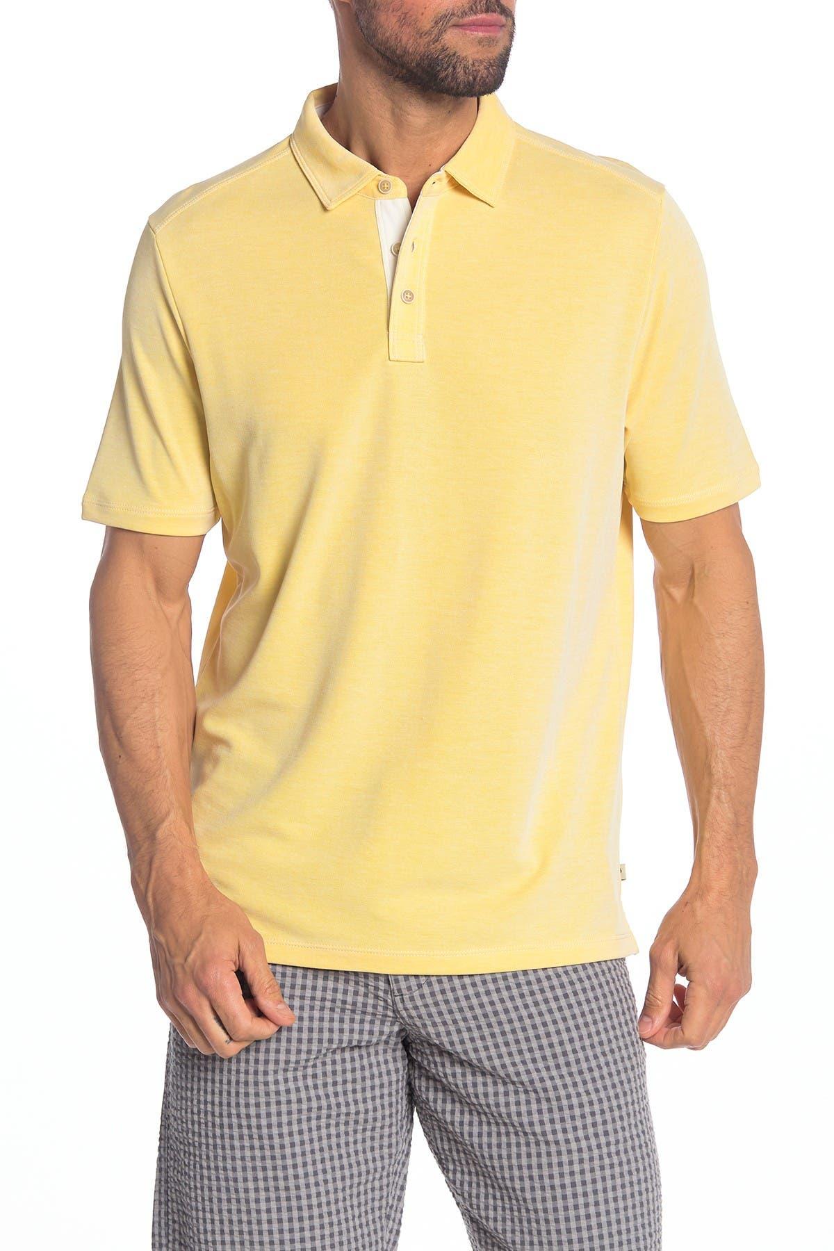 Image of Tommy Bahama Shoreline Surf Polo Shirt