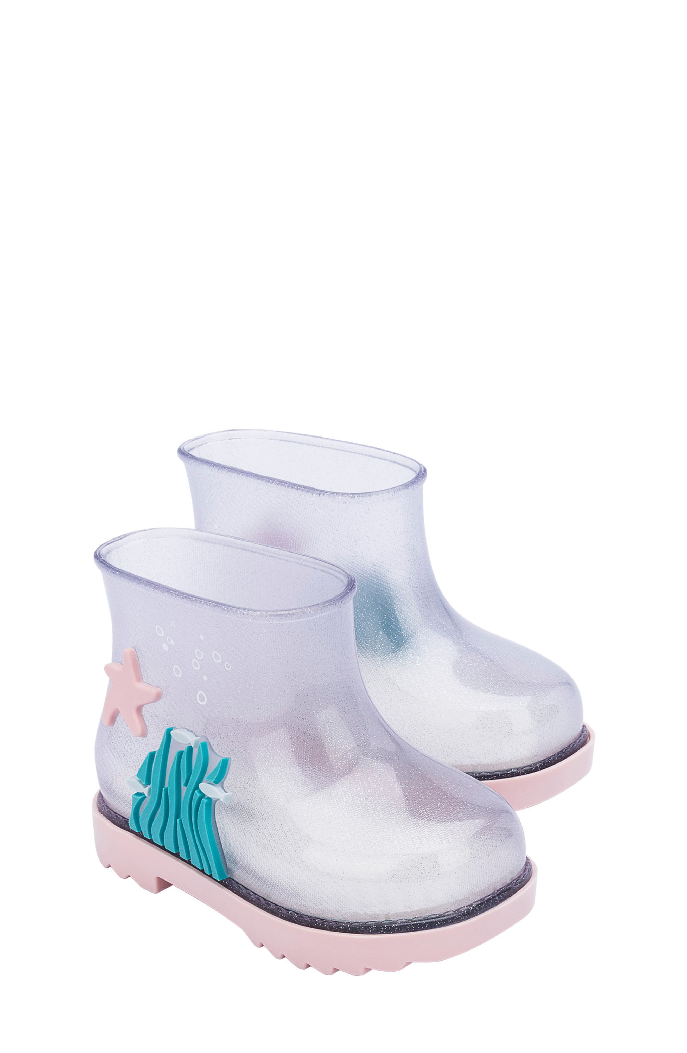 Mini Melissa Boots UNDER THE SEA BOOTS