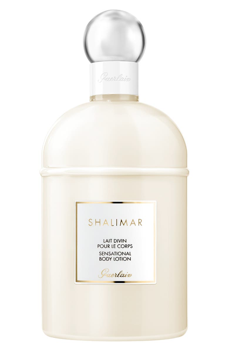 GUERLAIN 'Shalimar' Body Lotion, Main, color, 000