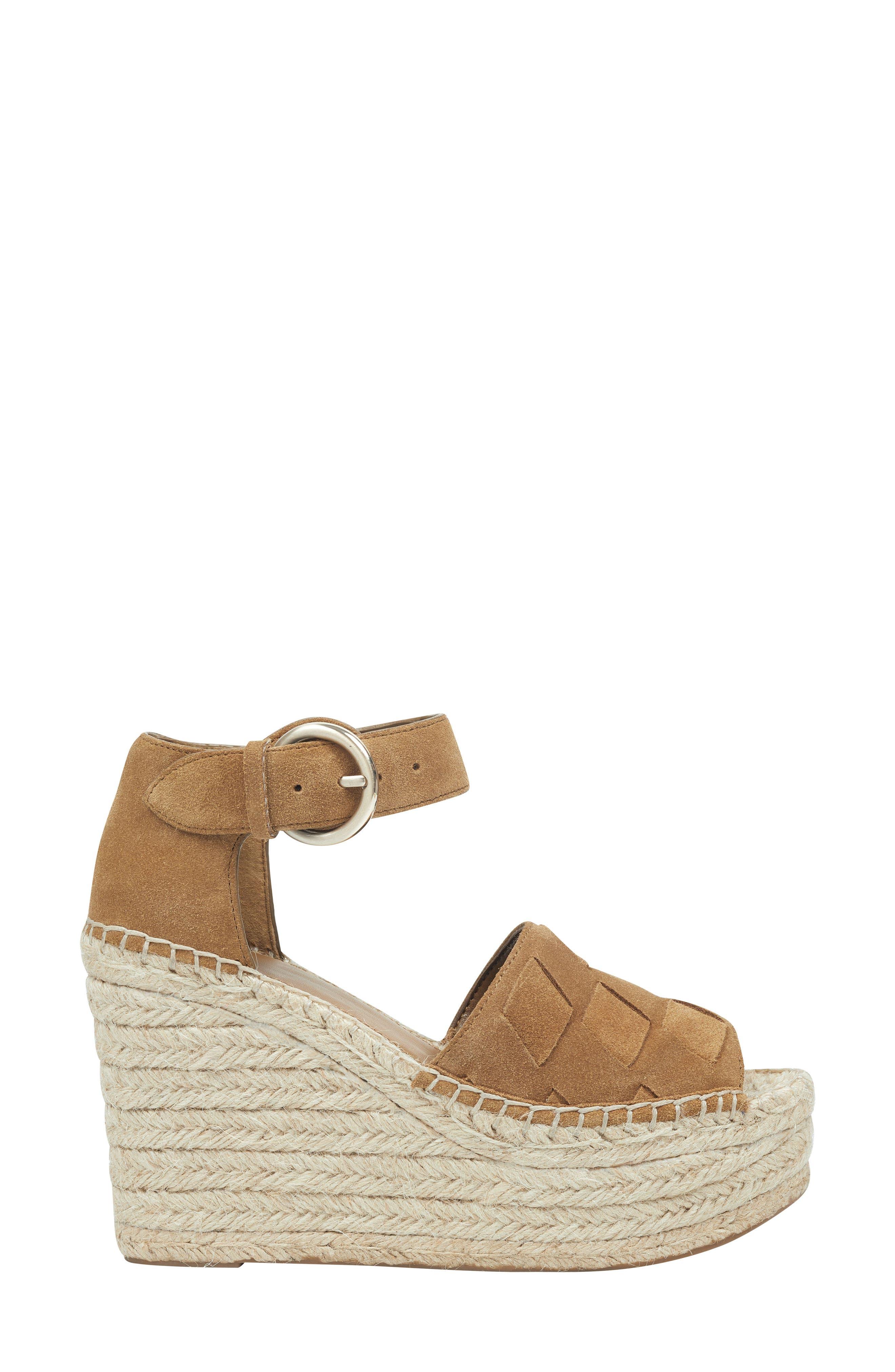 ,                             Adalla Platform Wedge Sandal,                             Alternate thumbnail 17, color,                             200