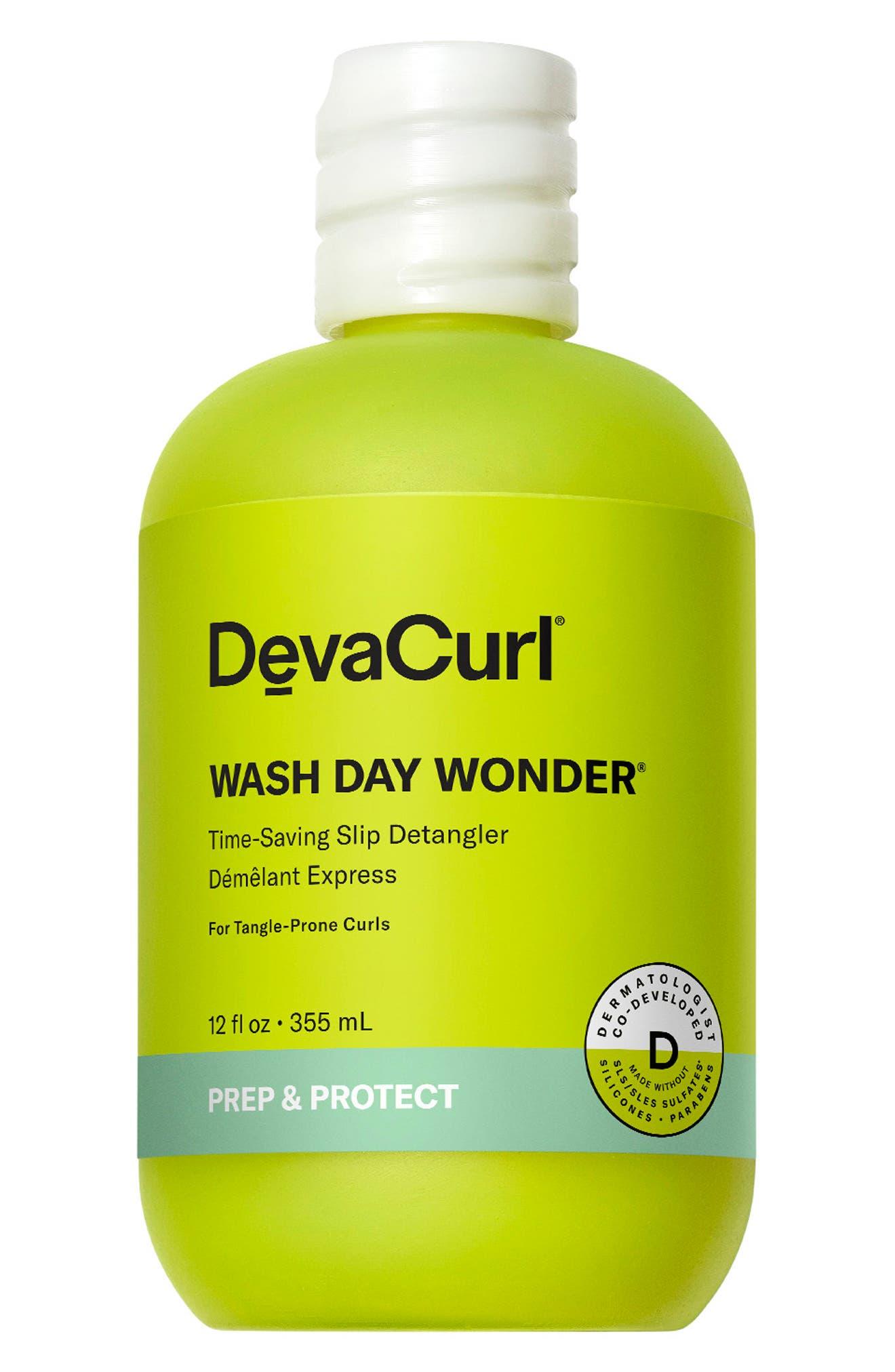 DevaCurl Wash Day Wonder(R) Time-Saving Slip Detangler