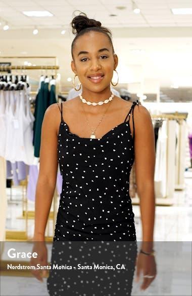 Handkerchief Hem Dress, sales video thumbnail