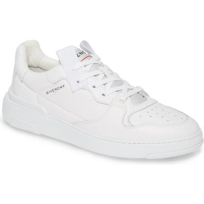 Givenchy Low-Top Sneaker, White