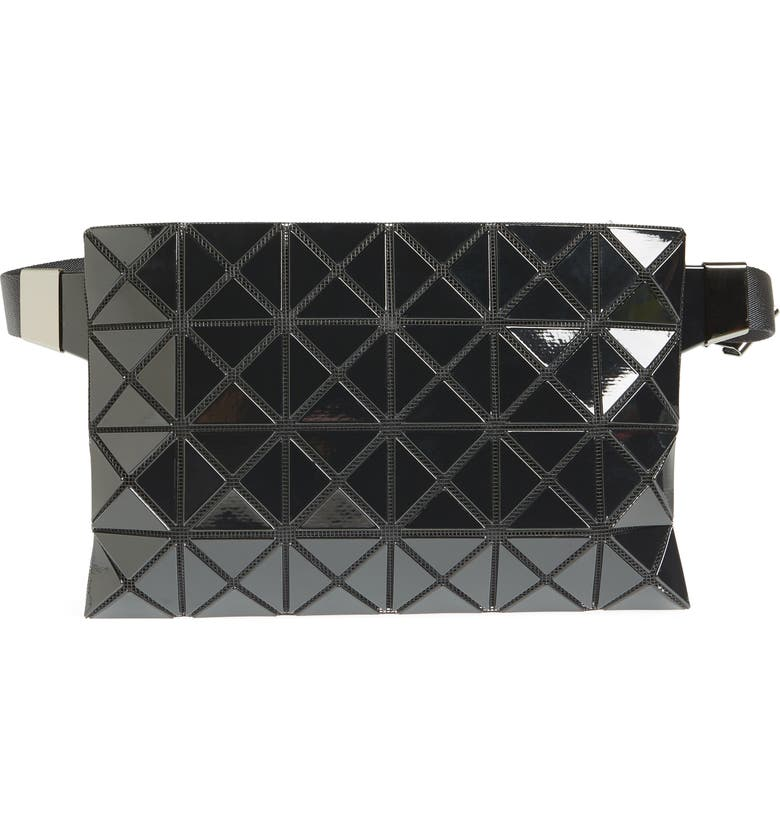 BAO BAO ISSEY MIYAKE Prism Belt Bag, Main, color, 001