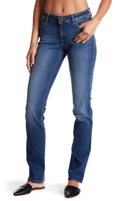 Image of DL1961 Coco Curvy Straight Leg Jeans
