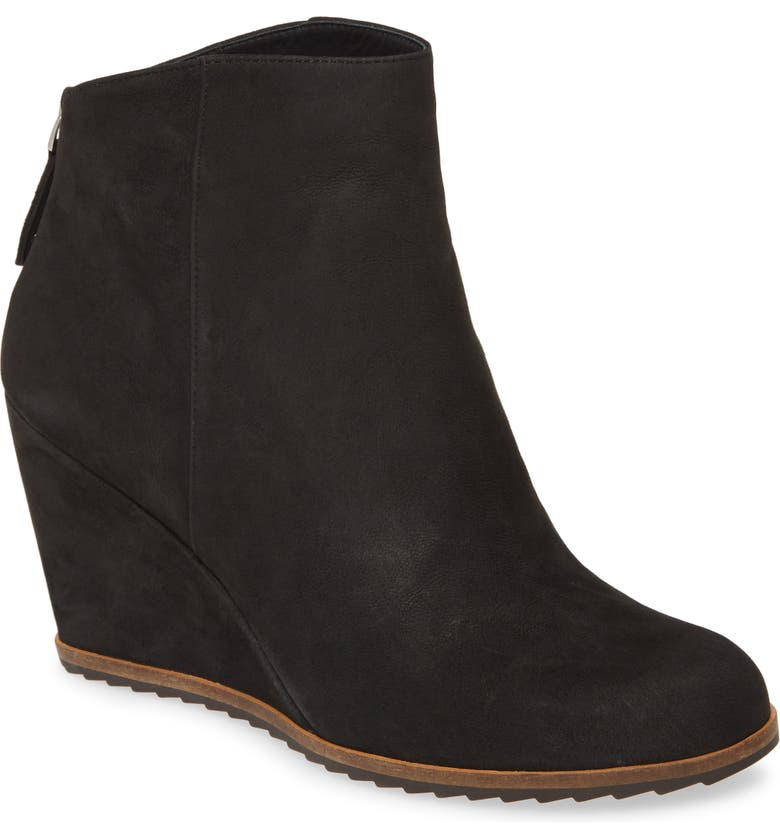 LINEA PAOLO Wesley Wedge Bootie, Main, color, 008