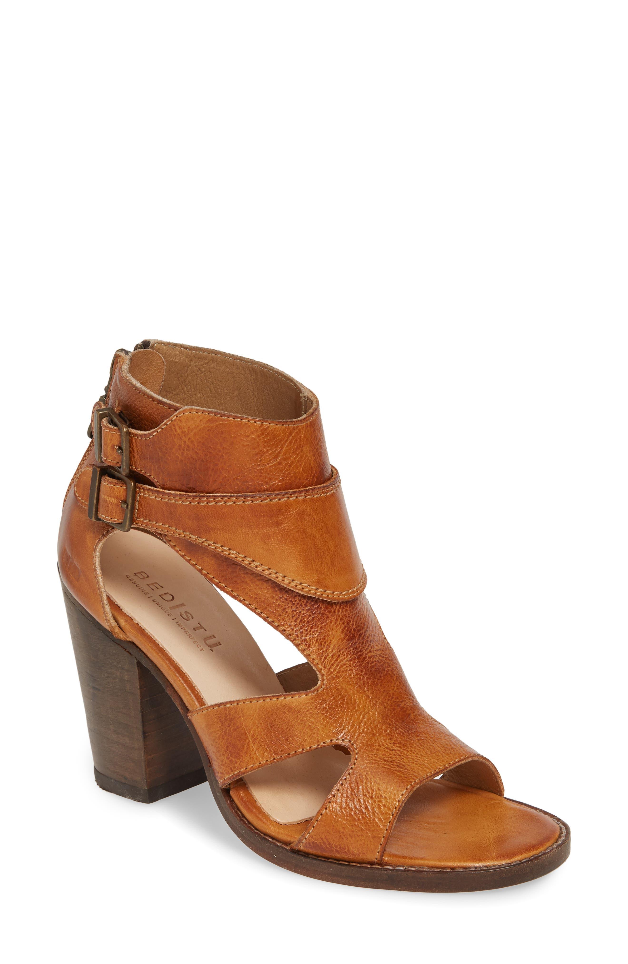 Ida Cutout Sandal