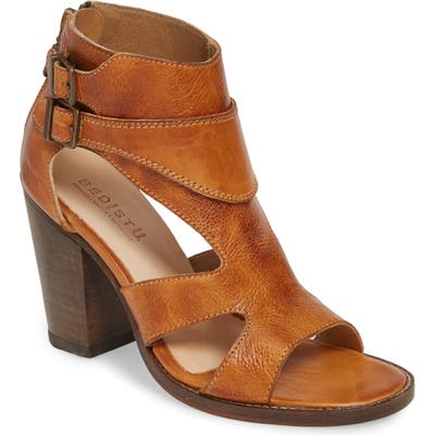 Bed Stu Ida Cutout Sandal, Brown