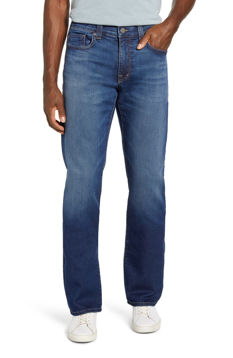 FIDELITY DENIM 50-11 Relaxed Fit Jeans, Main, color, 400