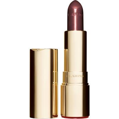 Clarins Joli Rouge Brilliant Sheer Lipstick - 738 Royal Plum