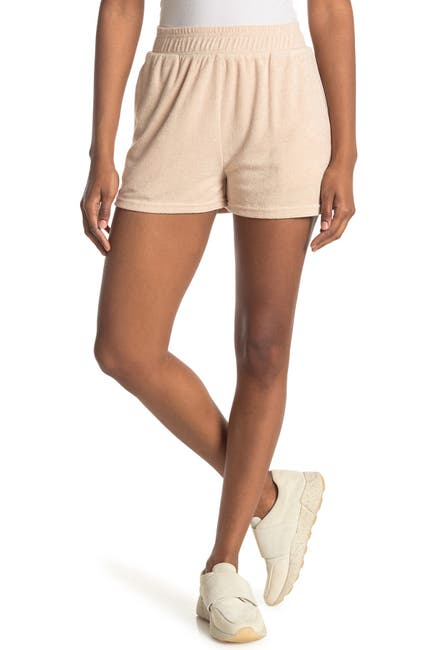 Image of Elodie Towel Shorts