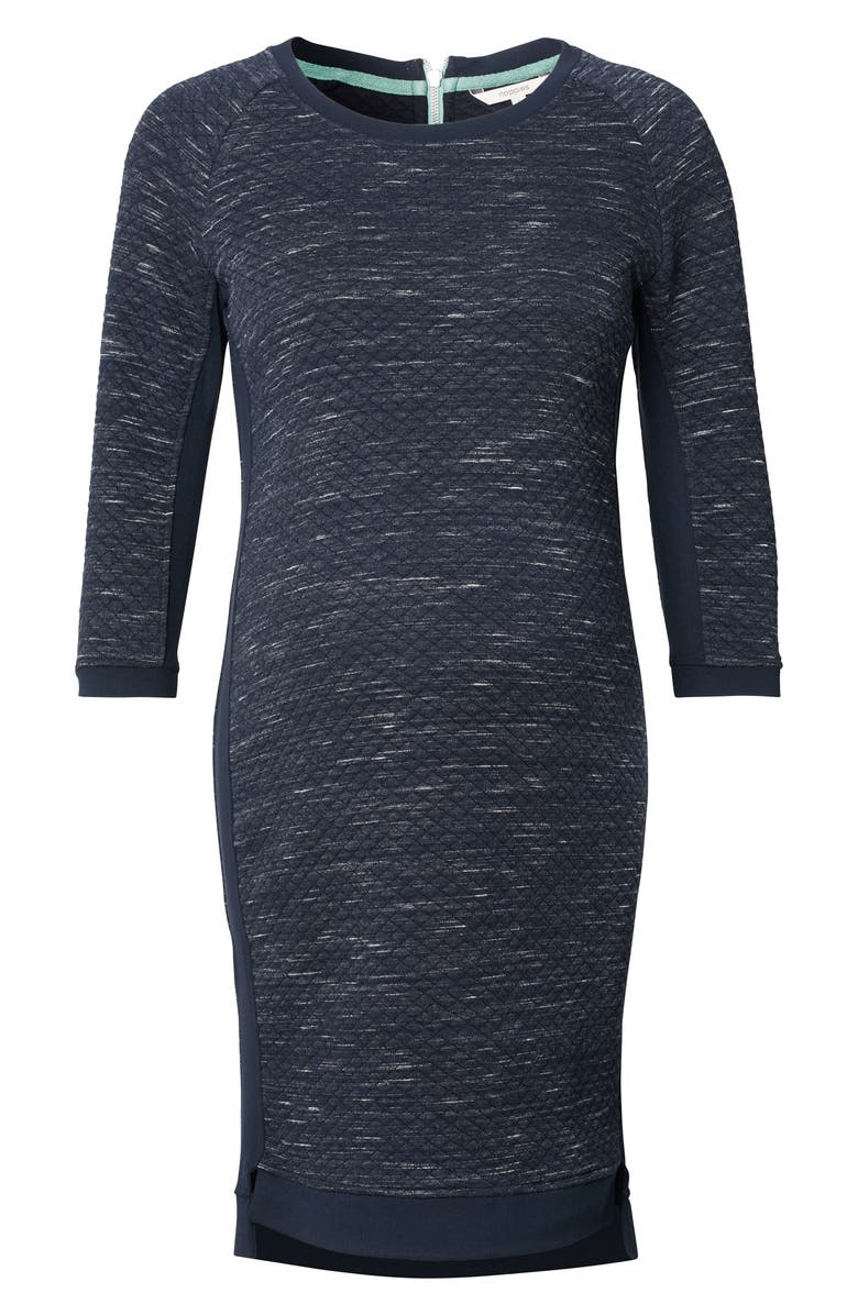 NOPPIES Gemma Maternity Sweater Dress, Main, color, 400
