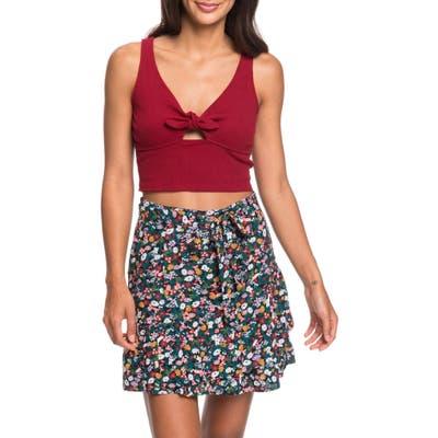 Roxy Mascota Miniskirt, Blue