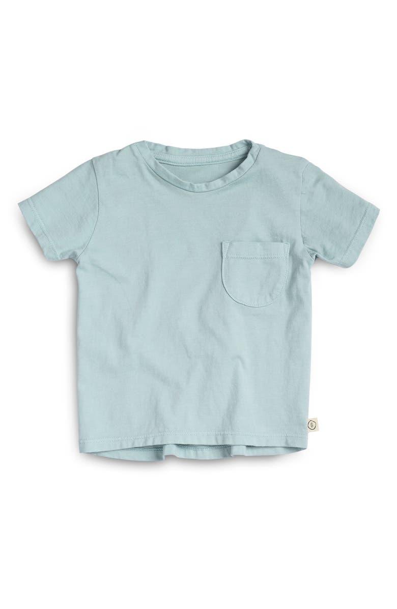 9001110b Les Gamins The Pocket Organic Cotton T-Shirt (Baby, Toddler & Little ...
