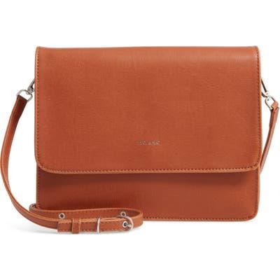 Matt & Nat Lysa Faux Leather Crossbody Bag - Brown