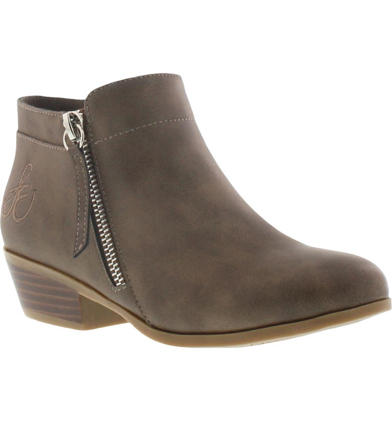 SAM EDELMAN Packer Bootie, Main, color, TAUPE