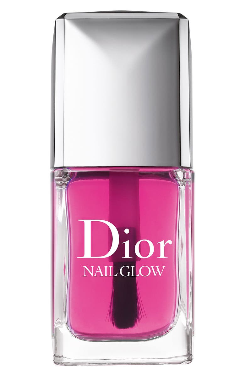 DIOR Nail Glow Nail Enhancer, Main, color, 000