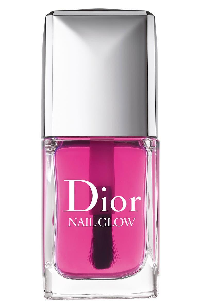DIOR Nail Glow Nail Enhancer, Main, color, NO COLOR