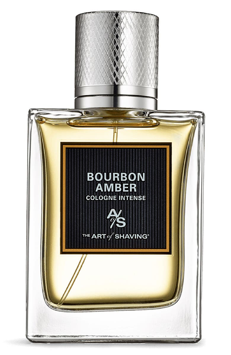 THE ART OF SHAVING <sup>®</sup> Bourbon Amber Cologne Intense, Main, color, NO COLOR