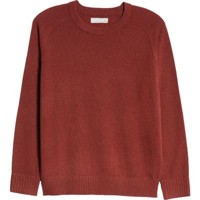 Everlane The Recashmere Crew Sweater, Red