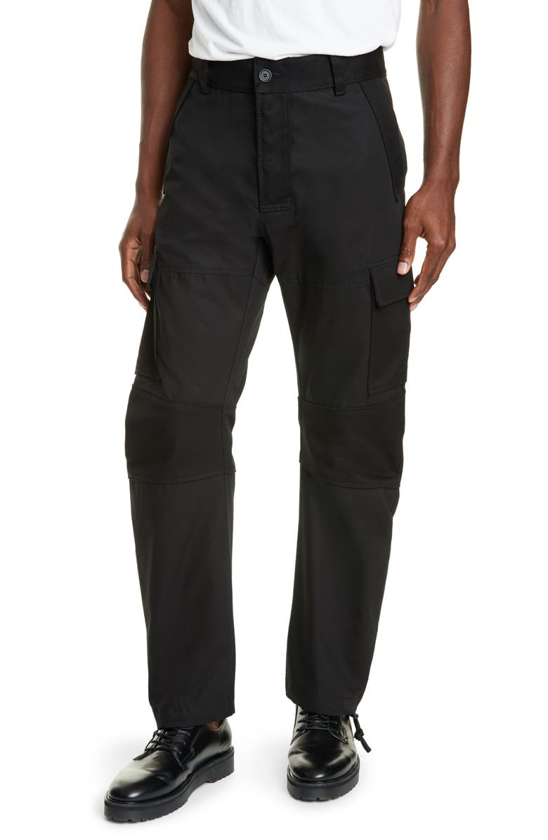 BOTTEGA VENETA Cargo Pants, Main, color, NERO