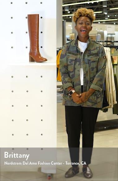 Vagabond Nicole Knee-High Boot, sales video thumbnail
