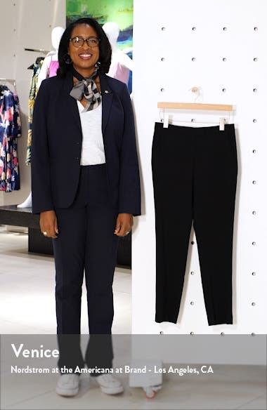 Clive Ankle Stretch Wool Pants, sales video thumbnail