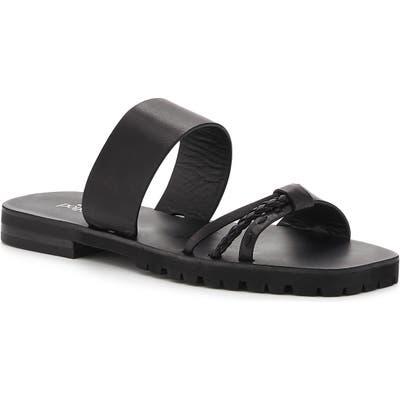 Botkier Moira Slide Sandal, Black