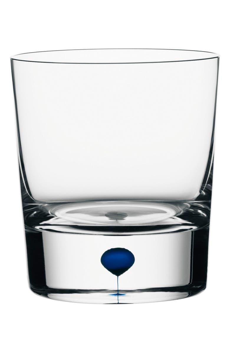 ORREFORS 'Intermezzo' Old-Fashioned Glass, Main, color, 400