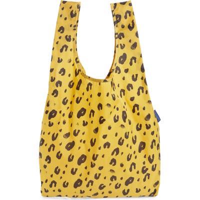 Baggu Standard Baggu Printed Ripstop Nylon Tote - Yellow