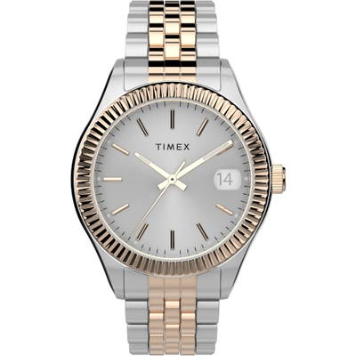Timex Waterbury Legacy Bracelet Watch,
