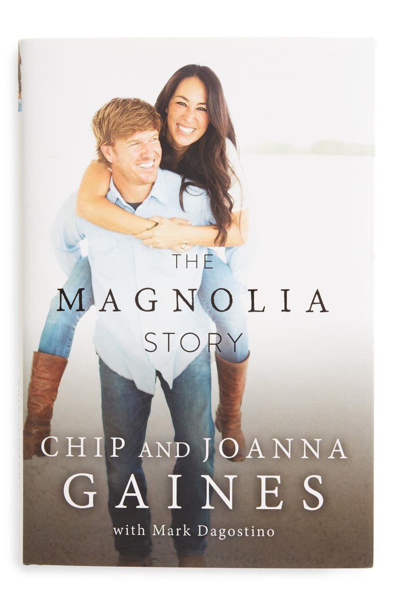 HARPERCOLLINS Chip & Joanna Gaines - The Magnolia Story Hardcover Book, Main, color, 020