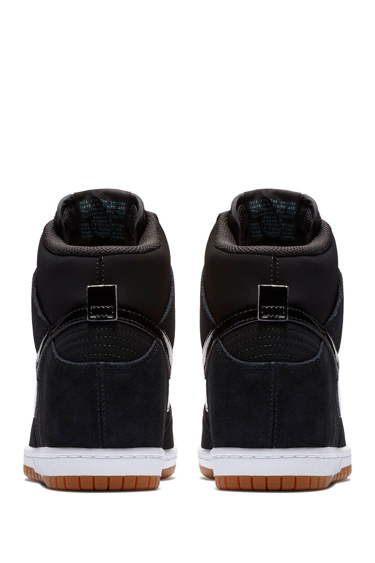 Completo Preescolar exótico  Nike | Dunk Sky Hi Essential Wedge Sneaker | Nordstrom Rack
