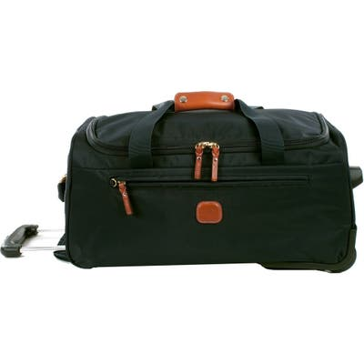Brics X-Bag 21-Inch Rolling Carry-On Duffle Bag - Green