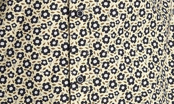 IVORY SHADOW GRAPHIC FLORAL