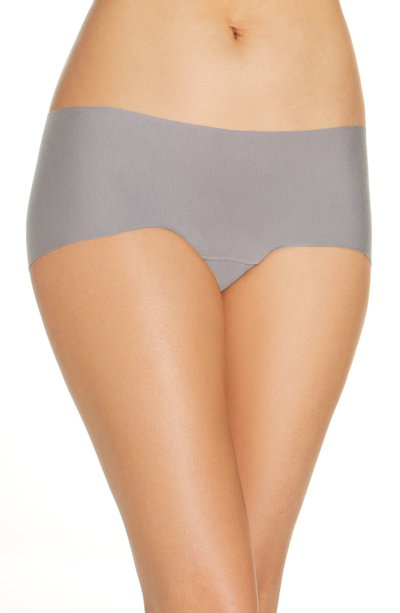 COMMANDO Butter Seamless Hipster Panties, Main, color, DOVE