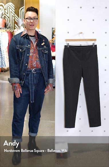 Ponte Skinny Ankle Pants, sales video thumbnail